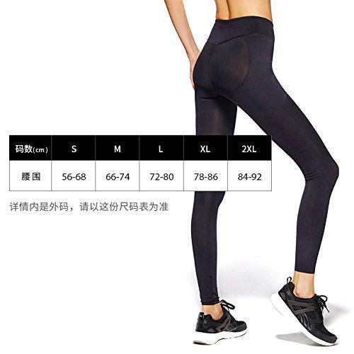 zhudj votre abdomen Cosmop olitian Pantalon Tight slim Mouvement Hip et le corps de la taille fine cuisse ne laisse pas de compression Exécuter 4