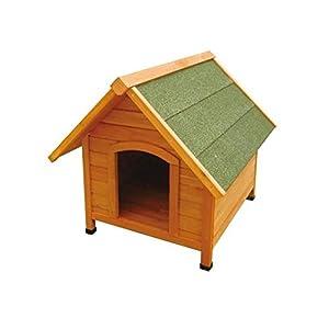 Niche pour chiens en bois 72 x 76 x 76 cm