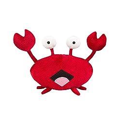 "Bee & Puppycat Keith Crab 12"" Talking Plush"