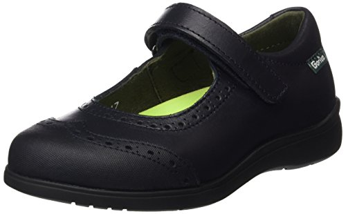 Gorila Pencil, Mocasines Unisex niño, Azul 1, 33