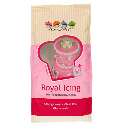 FunCakes Mix für Royal Icing, 1er Pack (1 x 900g)