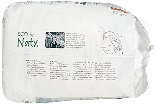 Naty by Nature Babycare Öko Höschen-Windeln – Größe 5 (12-18 Kg), 4er Pack (4 x 20 Stück) - 3