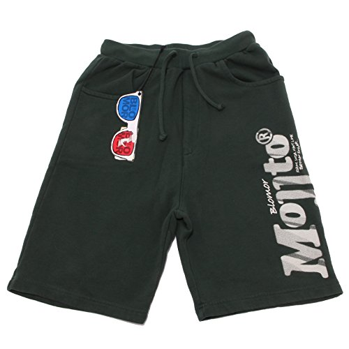 67518 bermuda BLOMOR MOJITO FELPA GARZATA pantaloni corti uomo shorts trousers m [XXL]