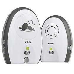 Reer 50020 baby monitor Rigi analog, white