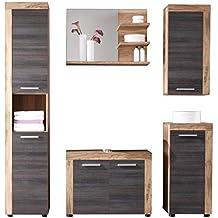 Suchergebnis auf Amazon.de für: badmöbel set Holz
