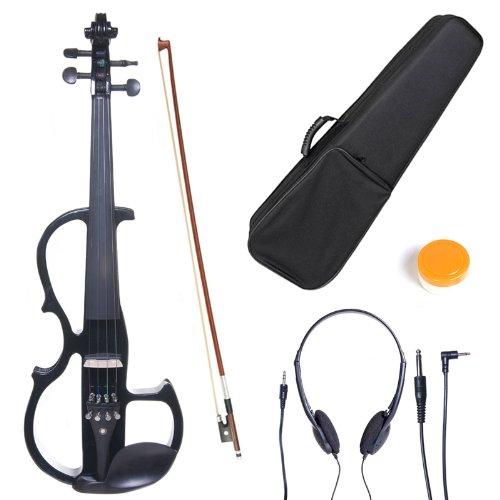 cecilio-l3-4cevn-l2bk-size-3-4-electric-violin-black