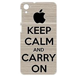 a AND b Designer Printed Mobile Back Cover / Back Case For HTC Desire 826 (HTC_826_3D_853)