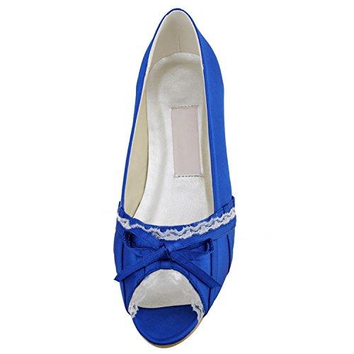 Kevin Fashion , Chaussures de mariage tendance femme Bleu - bleu