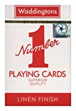 Waddingtons Number 1 Playing Cards (Colours may vary)