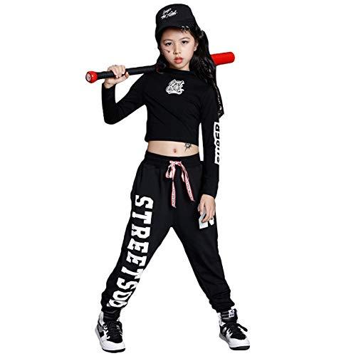 - Hiphop Tänzerin Kostüm