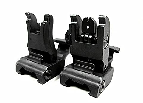 Fireclub Front and Rear Sight for AR-15 M16 Flat Top