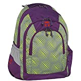 Take It Easy Schulrucksack BERLIN Globe 490059 lila