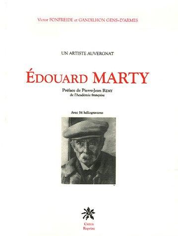 Edouard Marty : Un artiste auvergnat