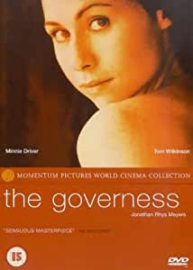 The Governess [DVD] [1998]