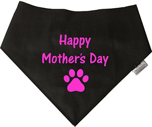 spoilt-rotten-pets-chien-design-bandana-happy-fte-des-mres-quatre-rglable-tailles-disponibles-partir