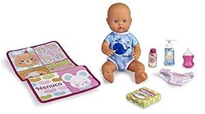 Nenuco de Famosa- Ay qué pipí, Muñeco bebé, para niños y niñas a partir de 3 años, (700015515)