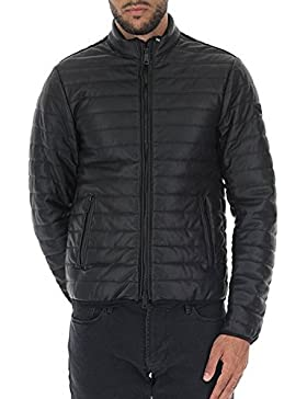 Armani Jeans Eco Leather Quilted