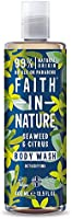 Faith in Nature Natural Coconut Body Wash,