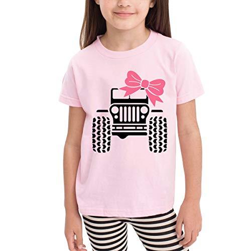 Camiseta de algodón para niños y niñas