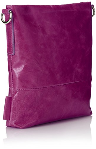 Jost Torontoshoulder Bag Xs, Sacoche femme Violet - Purple (Berry)