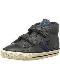 Converse Sp 2V Lea Mid - Zapatillas altas infantil
