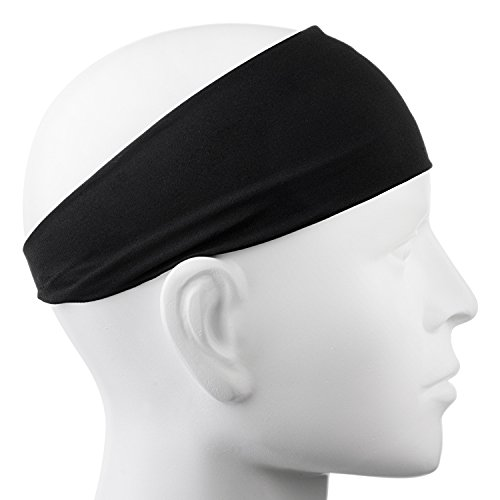 LEOTER-Mens-Headband-Guys-Sweatband-Sports-Headband-for-Running-Crossfit-Working-Out-and-Dominating-Your-Competition-Performance-Stretch-Moisture-Wicking