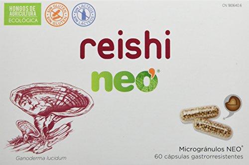 Reishi Neo Complemento - 60 Cápsulas