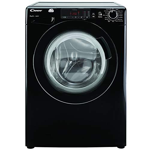 Candy CVS1482D3B Smart 8kg 1400rpm Freestanding Washing Machine - Black