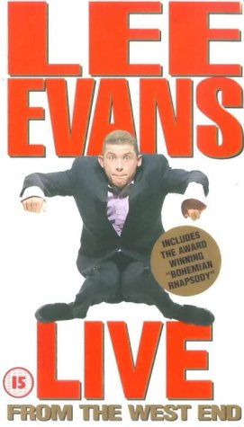 lee-evans-live-from-the-west-end-vhs