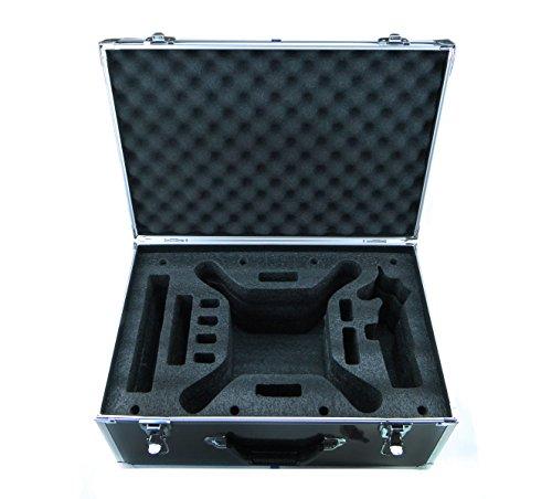efaso PREMIUM Transportkoffer / Alukoffer für Quadrocopter Syma X8C, X8G, X8W, X8HC, X8HG, X8HW - 3