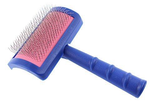 Dog & Cat Professional Slicker Brush for Grooming by Show Tech (Grooming Bürste Slicker)