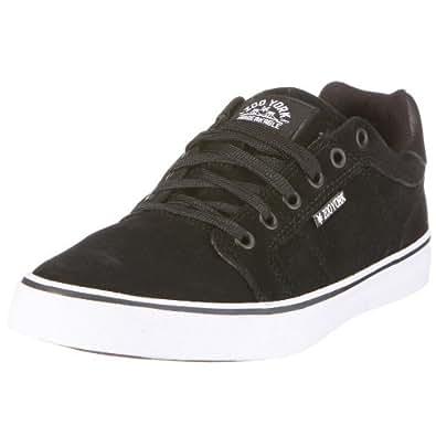 Zoo York Footwear Huber Pro 42201 BLK, Herren Sneaker, Schwarz (BLK), EU 40