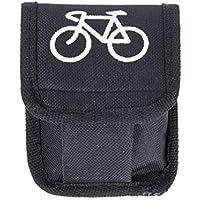 GEAMBO Kit de Herramientas para Bicicleta, 16 en 1 Herramienta multifunción para Bicicleta con Kit de Parche y palancas para neumáticos, Kit de Herramientas para reparación de Bicicletas