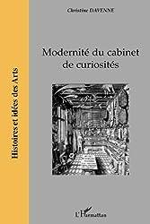 Modernité du cabinet de curiosités