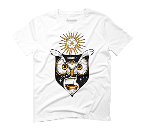 Navigator Men's Graphic T-Shirt - Design By Humans White