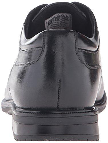 Rockport - Esntial Dtlii Captoe Chaussures pour hommes Black Lea