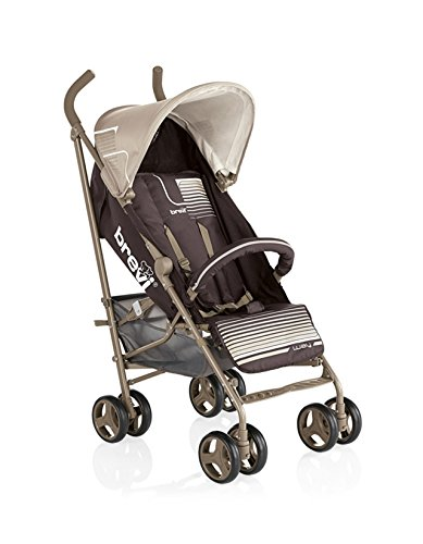 Brevi 763398 stroller - strollers (lightweight, single, umbrella, 52 cm, 81.5 cm, 107 cm)