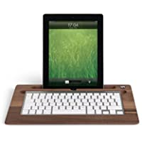 Woody Halterung 's TabletTray Nussbaum Tastatur iPad (1