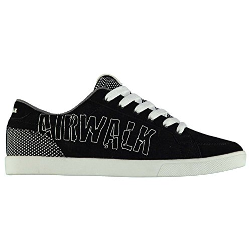 airwalk-beacon-skate-scarpe-da-uomo-nero-bianco-ginnastica-cover-per-scarpe-black-white-uk7-eu41