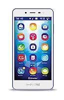 """L'ottimo smartphone per bambini. Google Play è già installato per poter scaricare tanti contenuti divertenti come le App Educative Clementoni. Specifiche tecniche: schermo 5"""" (HD IPS 1280 x 720), sistema operativo Android 7.0, batteria al lit..."""