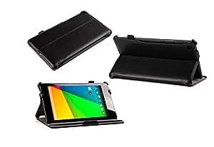 Supremery 756Schutzhülle Tasche Ultra Slim für Google Nexus 7FHD 2schwarz