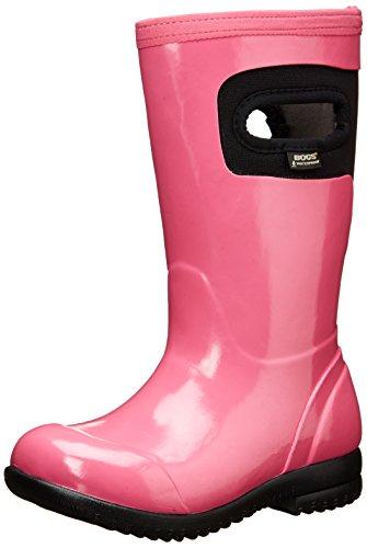 Bild von Gummistiefel Bogs Tacoma Solid Kids Hot Pink-Schuhgröße 37