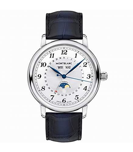 Montblanc Star Legacy Reloj de Hombre automático 42mm Color Azul 118516