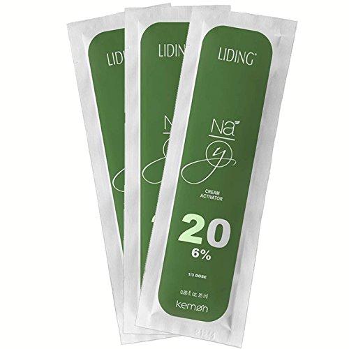 Nayo - 20% Cream Activator Nayo Couleur Sans Ammoniaque 3pz