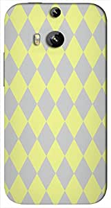 Timpax protective Armor Hard Bumper Back Case Cover. Multicolor printed on 3 Dimensional case with latest & finest graphic design art. Compatible with HTC M8 Design No : TDZ-22246
