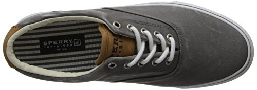 Sperry Top-Sider Striper Cvo, Sneakers basses homme Gris (Grey)