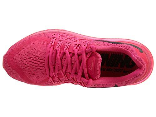 Nike Wmns Air Max 2015, Scarpe sportive, Donna - Pink (Pink Foil/Black/Pink Pow 600)