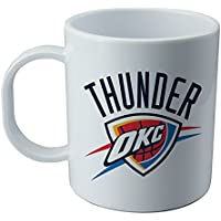 Oklahoma City Thunder - NBA Becher und Auffkleber