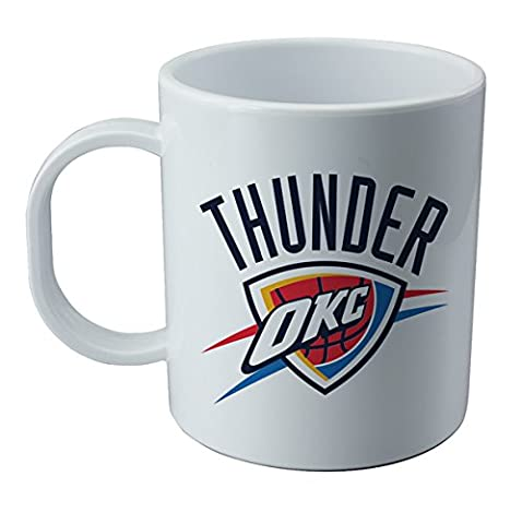 Tasse et autocollant du Oklahoma City Thunder - NBA