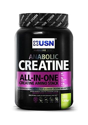 Usn Creatine Anabolic Tropical, 1.8 kg -